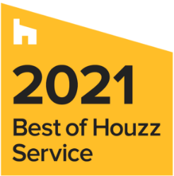 Houzz Award – Best of Houzz Service 2021