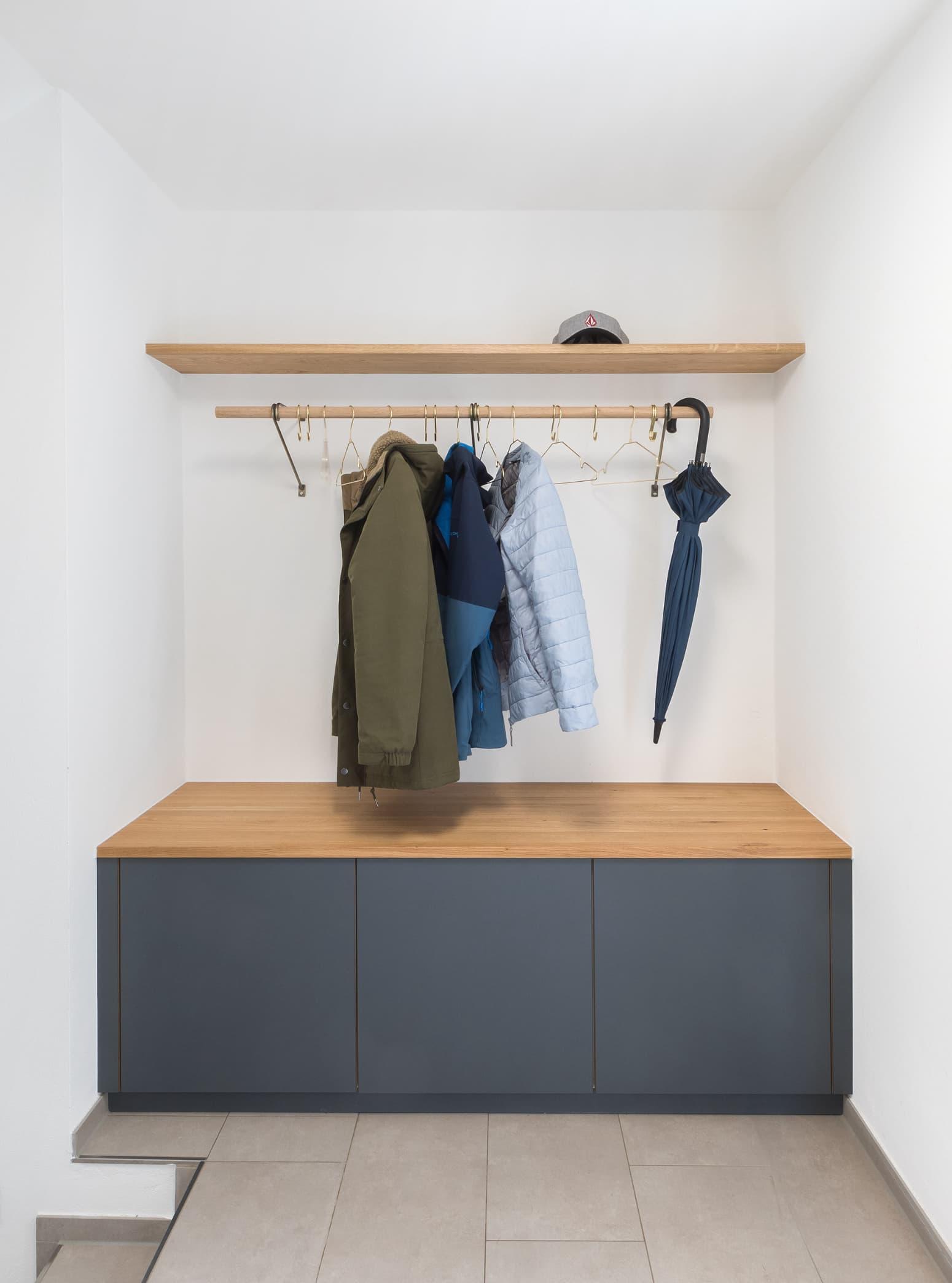 Garderobenschrank und Flurschrank