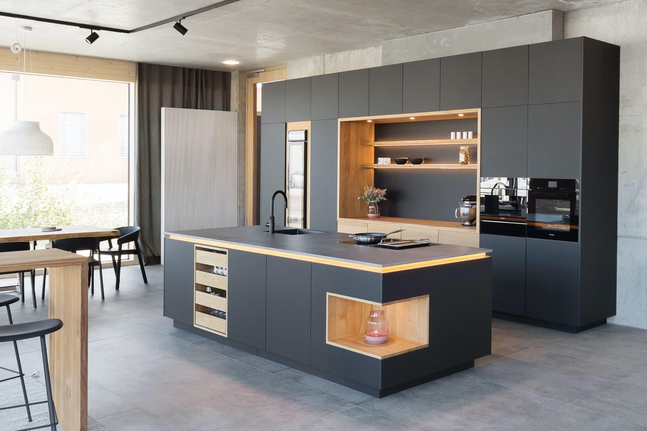 Unsere Shoroom Küche – so wird der Küchenkauf zum Spaziergang