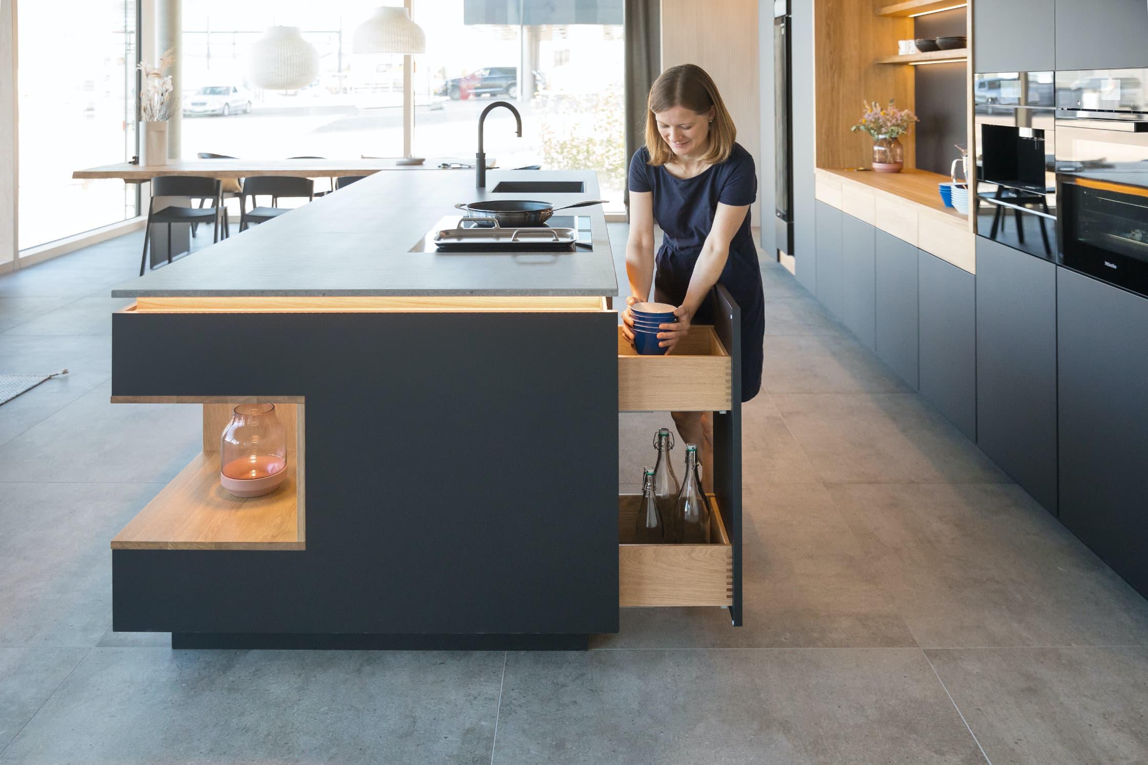 Unser Küchenstudio und Showroom in Schwäbsich Hall