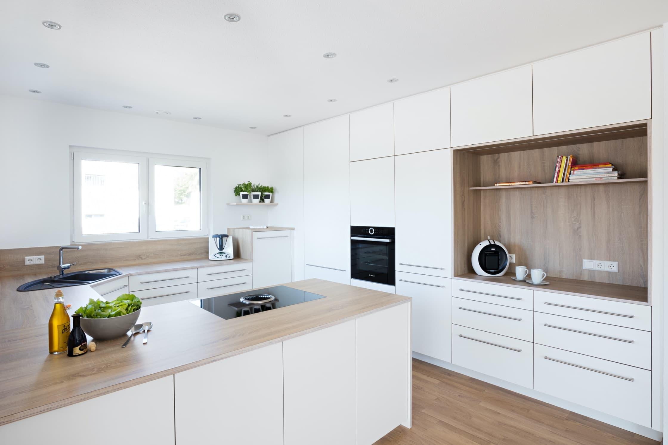 Perfektion von außen bis innen – die NR Küchenausstattung