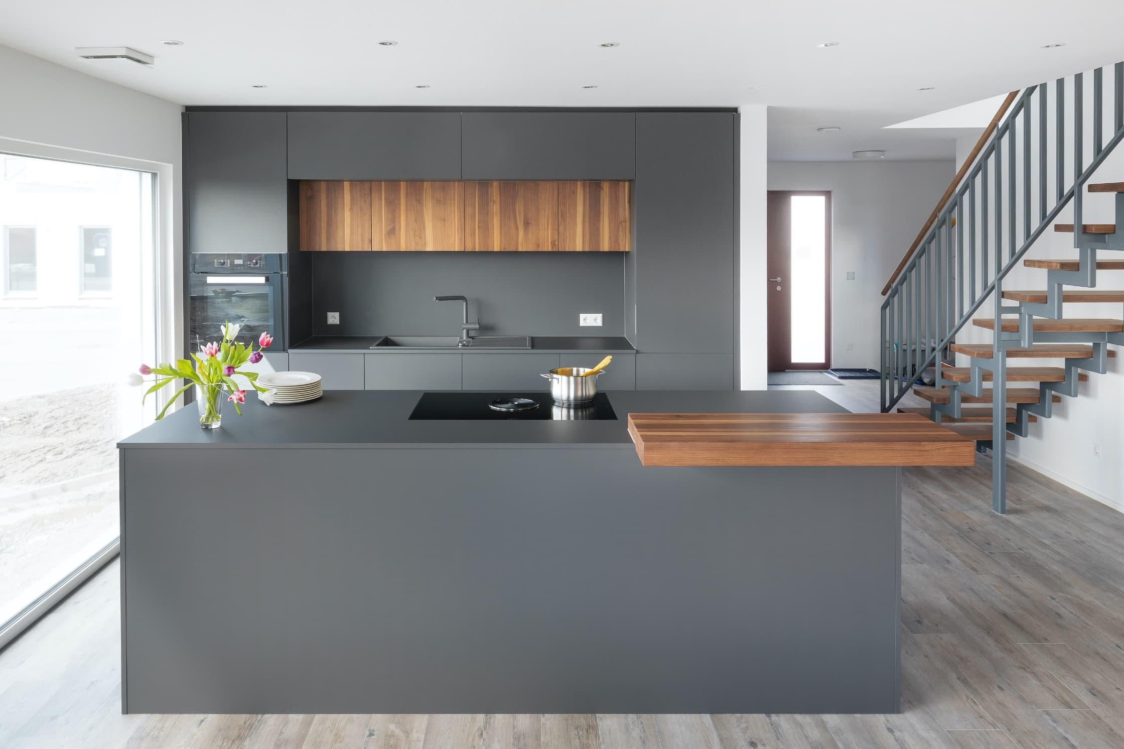 Eine Design Küche