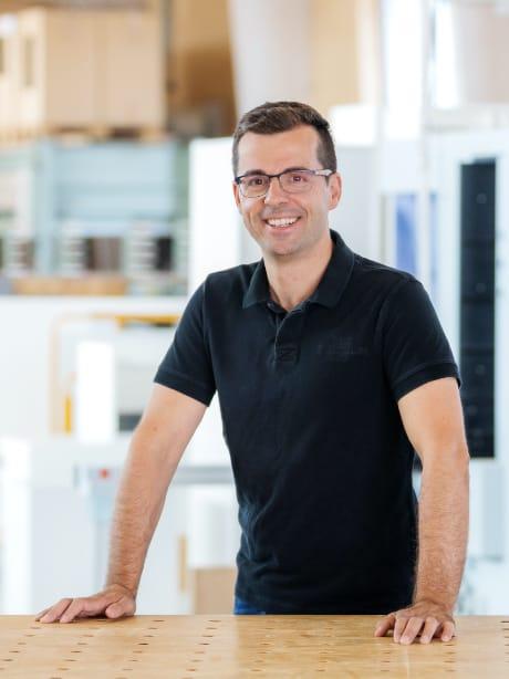 Bastian Wahl – Geschäftsführer der Neue Räume GmbH aus Schwäbisch Hall