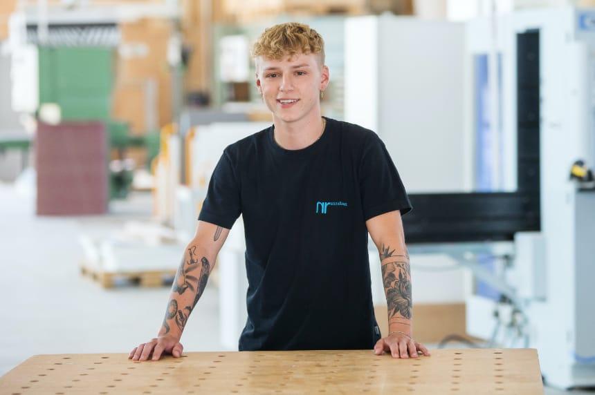 Lukas Hammer – NR Küchen aus Schwäbisch Hall