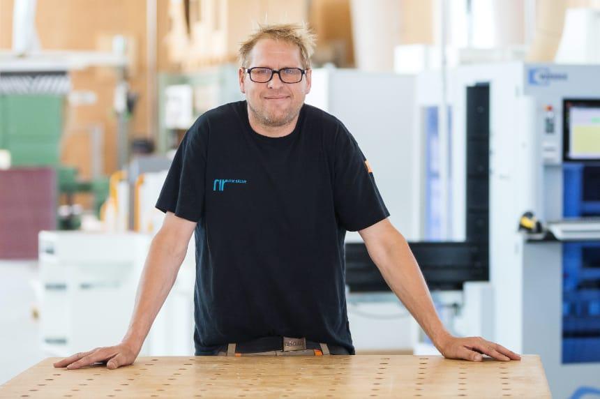 Micha Hägele – NR Küchen aus Schwäbisch Hall