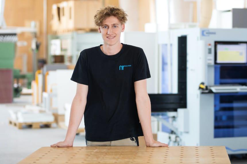 Bastian Dietz – NR Küchen aus Schwäbisch Hall