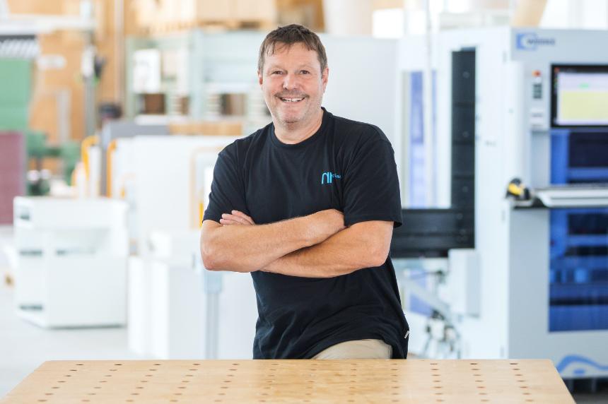 Peter Prokisch  – NR Küchen aus Schwäbisch Hall